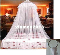 Adults other other New Decoration White Insect Fly Bed Canopy Netting Curtain Dome Mosquito Net Hot