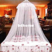 Wholesale Insect Bed Canopy Netting Curtain Mosquito Net White pink blue