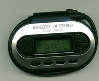 Wholesale Car Wireless FM Transmitter Channels for ipod MP3 CD VCD STEREO RADIO set DK1054