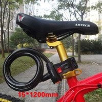 Wholesale Bicycle accessories Bicycle Lock Electric Bike Code Lock Mountain Bike Security Lock L117