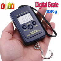 Wholesale 15pcs Lage Fishing Weight Digital Scale g kg g kg freeshipping