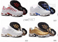 Wholesale 12 COLOR New Arrival TN men Running shoes mens basketball boots athletic sports sneakers