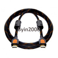 Cable HDMI Gold Plated GOLD HDMI to HDMI M M Male HDTV DVD Cable 5 Ft 1.5Meter PLASMA