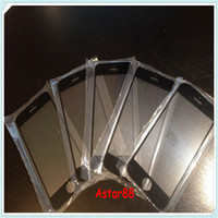 Wholesale Black Front Glass Lens Cover for iphone G Gen iphone Repair Replacement Parts