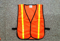 Wholesale New High Visibility Reflective Vest Traffic Safety Vest New Style Reflection Vest