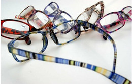 (30pcs/lot) fashion colorful reading glasses variety colors strength power from +1.00 to +4.00 accept mixed order