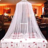 Wholesale Fashion oversized dome royal double bed mosquito net e7396