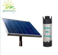 Wholesale 60M solar pump with stainless steel body high quality withour solar panel