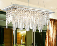 Wholesale 70cm Modern Contemporary Crystal Pendant Light Ceiling Lamp Chandelier Lighting