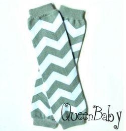 Gray Chevron Baby Leg Warmer Baby Leg Warmers infant colorful leg warmer child socks Legging Tights Leg Warmers Arm warmers Zig-zag Leggings