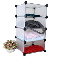 Wholesale DIY Variety modular rectangular grid locker storage cabinets