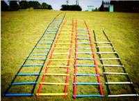 Wholesale Original Supply Agility Ladder Football Training Ladder Rope Ladder Jump Grid Ladder Ladder Of Energy Factory supply From rafi