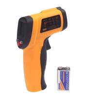 Industrial Infrared Thermometer  NEW GM300 Non-Contact IR Infrared Digital Temperature Gun Thermometer Laser Point H602