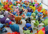 Wholesale New Designer Kids toys cm PVC Mini Pokemon Action Figures Toys For Children