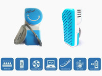 Wholesale Hand held Air Condition USB Mini Portable Handheld Air Conditioner Fan for Sports Home Office APPA0826