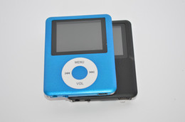 """NEW 3TH 1.8""""LCD MP3 MP4 Video Recorder Radio FM Player Support 2GB 4GB 8GB 16GB SD TF Memory Card with retail box Free shipping"""