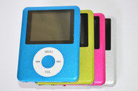 Wholesale 3TH quot LCD MP3 MP4 Video Recorder Radio FM Player Support GB GB GB GB SD TF Memory Card