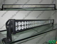 Wholesale 42inch Waterproof Spot flood combo LM W LED work light bar TRUCK CAR JEEP X4 BOAT TANK LED off road driving light bar IP68 V