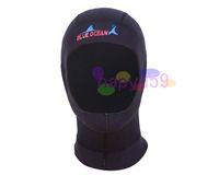 Wholesale free ship adult kid prevention jellyfish sunscreen UV diving hood cap neoprene diving cap winter swimming cap hat