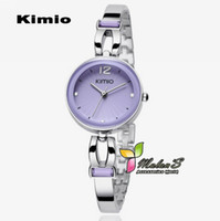 Casual Women's Square 1pc Kimio watches bracelet 2013 ,Japan Quartz Crystal cover silver bracelet watches for women ,FREE SHIPPING