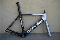 Wholesale gloosh finish cervelo S3 full carbon road frame fork seatpost headset clamp