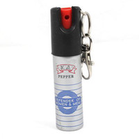 Wholesale Self Defense Device Pepper Spray with Keychain