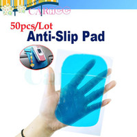 Wholesale Silica Gel Car Non Slip Anti Slip Mat Magic Sticky Pad For Phone Mp3 Blue
