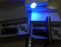 5000mw laser - 5000mW nm high powered focusable violet blue laser pointer UV Purple laser torch Burn Matches