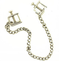 Wholesale SM Bondage Sex Products Nipple Clamp Clip Chain Adult Toys Game Gadgets