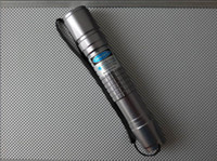 Wholesale 445 nm mw blue laser pointer waterproof focused point match point of wood