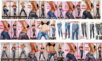 Wholesale New Fashion Women Sexy Leggings Pants Jeans Jeggings Slim Tights