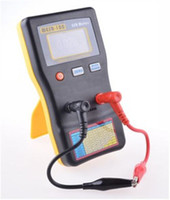 Wholesale FreeShipping Upgrade MESR AutoRanging In Circuit ESR Capacitor Low Ohm Meter Up to to R