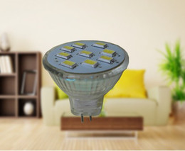 G4 LED 12V MR11 LED Light Bulb AC DC 12V 3W 9SMD 5630 Highlight Lamp 10pcs