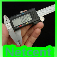 Wholesale New High Quality Digital Vernier Caliper LCD Display mm