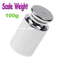 Wholesale 5pcs Freeshipping g Calibration Gram Scale Weight for Mini Digital Pocket Scale dropshipping