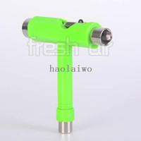 Wholesale Roller Rollerskate Skateboard Scooter Way T Skate Board ATB Tool Allen Key