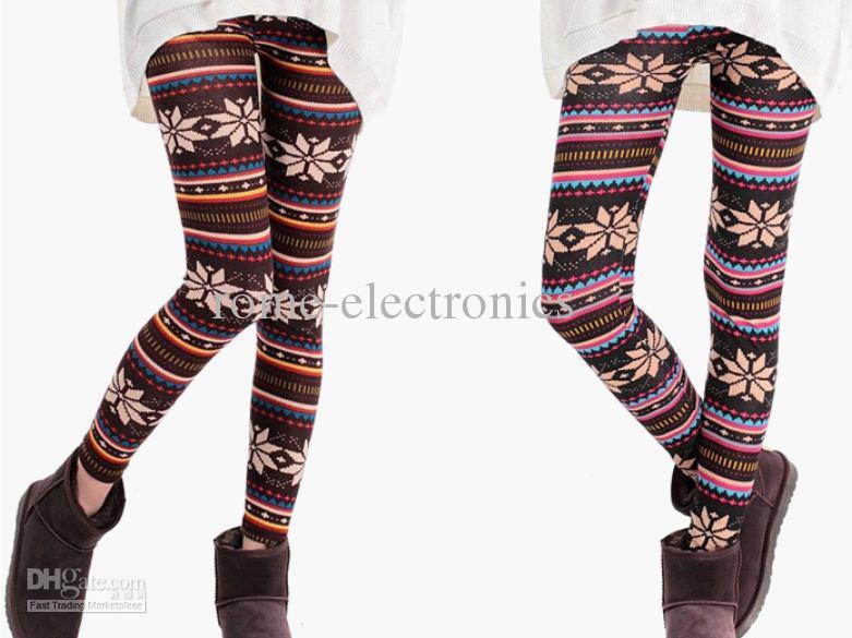 2017 Dhl Fashion Women Leggings Pants Jeans Jeggings Slim ...