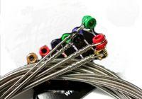 bass guitar strings set - 2 SETS L160 Strings Bass Strings Electric Bass Guitar Strings