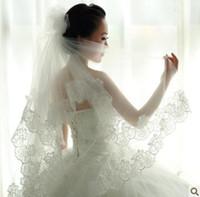 Netting bulk yarn - beautiful bridal veil Thousands of colors the bride wavy lace long trailing the bulk of the new yarn