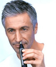 Wholesale nose ear trimmer for the eyebrows beard electric shavers for men