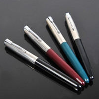 Wholesale 30pcs Genuine HERO Fountain Pen mm Calligraphy Write High Quality Pens Gifts Classic Style