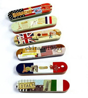 Cheap Metal New vintage flag printed Best Pencil Case China (Mainland) Cheap New vintage flag pr