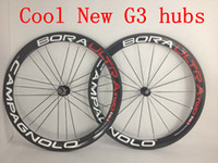 Wholesale New arrival full carbon Campagnolo Bora Ultra Two wheels Clincher Tubular wheelset with G3 hubs