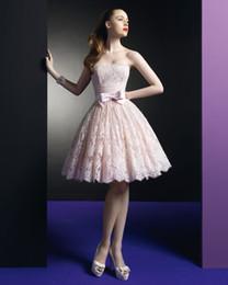 2016 Exquisite Lace Short Applique Bow Little White Dresses ZUHAIR MURAD Cocktail Dresses Birthday Dress Evening Prom Dress