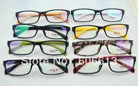 al por mayor marcos ovalados con descuentos-Descuento grande de la prescripción del ordenador Eyewear, marco de las lentes ópticas de plástico, envío libre