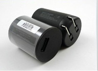 Wholesale Original V A power adapter USB phone charger plates