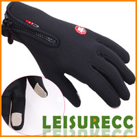 Wholesale Outdoor weatherization gloves riding touchscreen gloves ski gloves