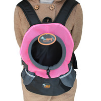 Wholesale Ondoing H31087 Lovely Pet Bag Cat Bag Dog Pack Small Dogs Breathable Lightweight Puppy Carrier with Straps