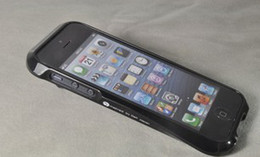 Wholesale Deff DRACO CLEAVE Aluminum bumper case for iphone with retail package fast shipping for good reseller