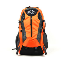 Wholesale Explorers factory custom color outdoor mountaineering bags L Backpack enhanced version Covers